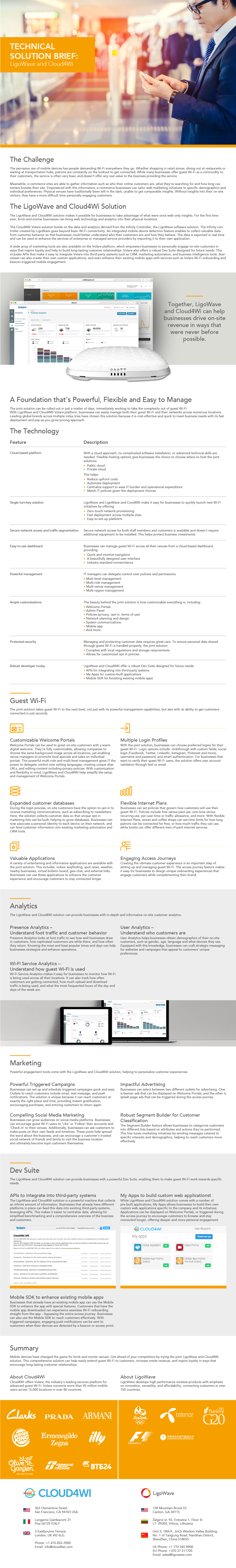 Technical Solution Brief